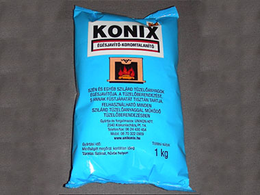 Konix koromtalanító